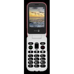 DORO 6040 Rouge et Blanc